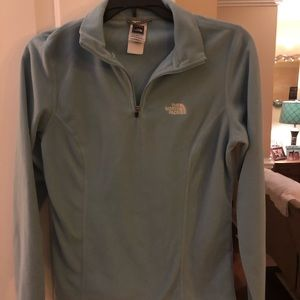 Ladies North face jacket size small.